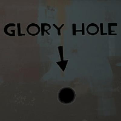 The government wants people to use glory holes to prevent covid